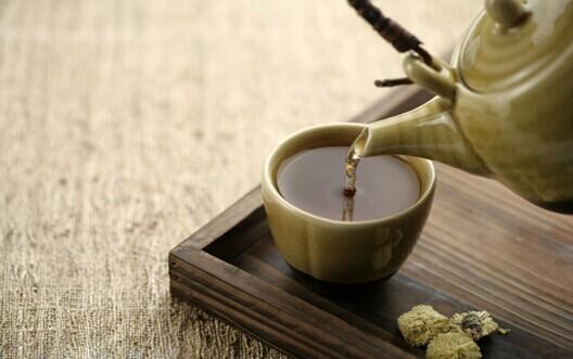 牛皮癣患者喝什么茶比较好